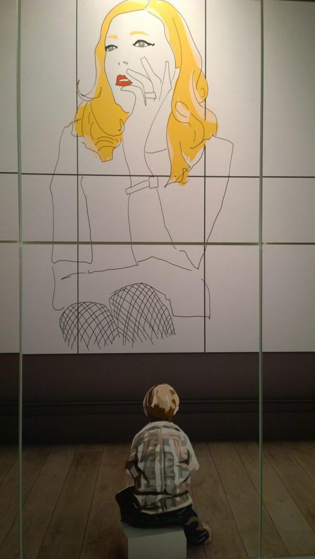 Madame Prune by Bruno Bermon Berchi