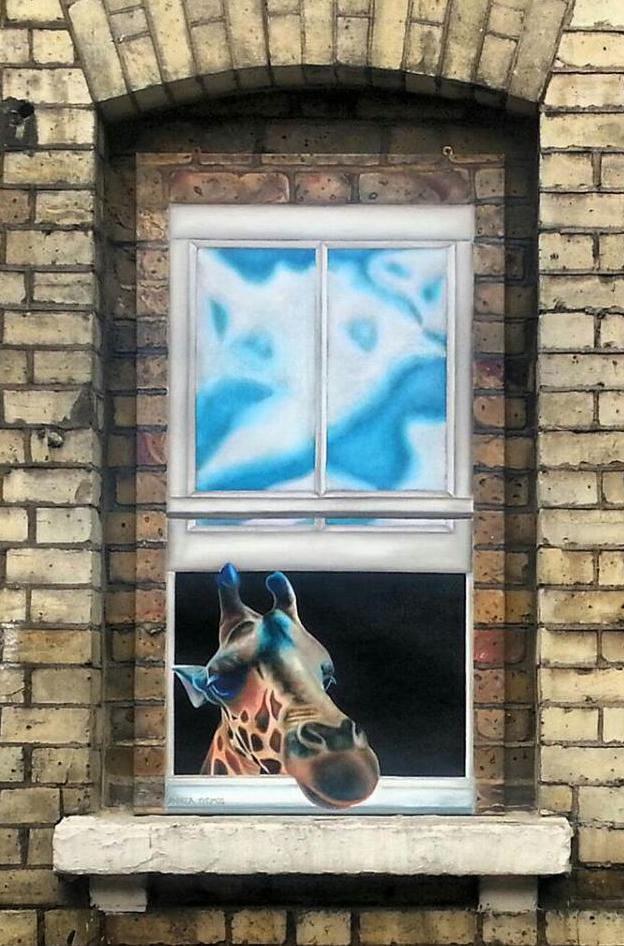 Stir Crazy by Andrea Tyrimos