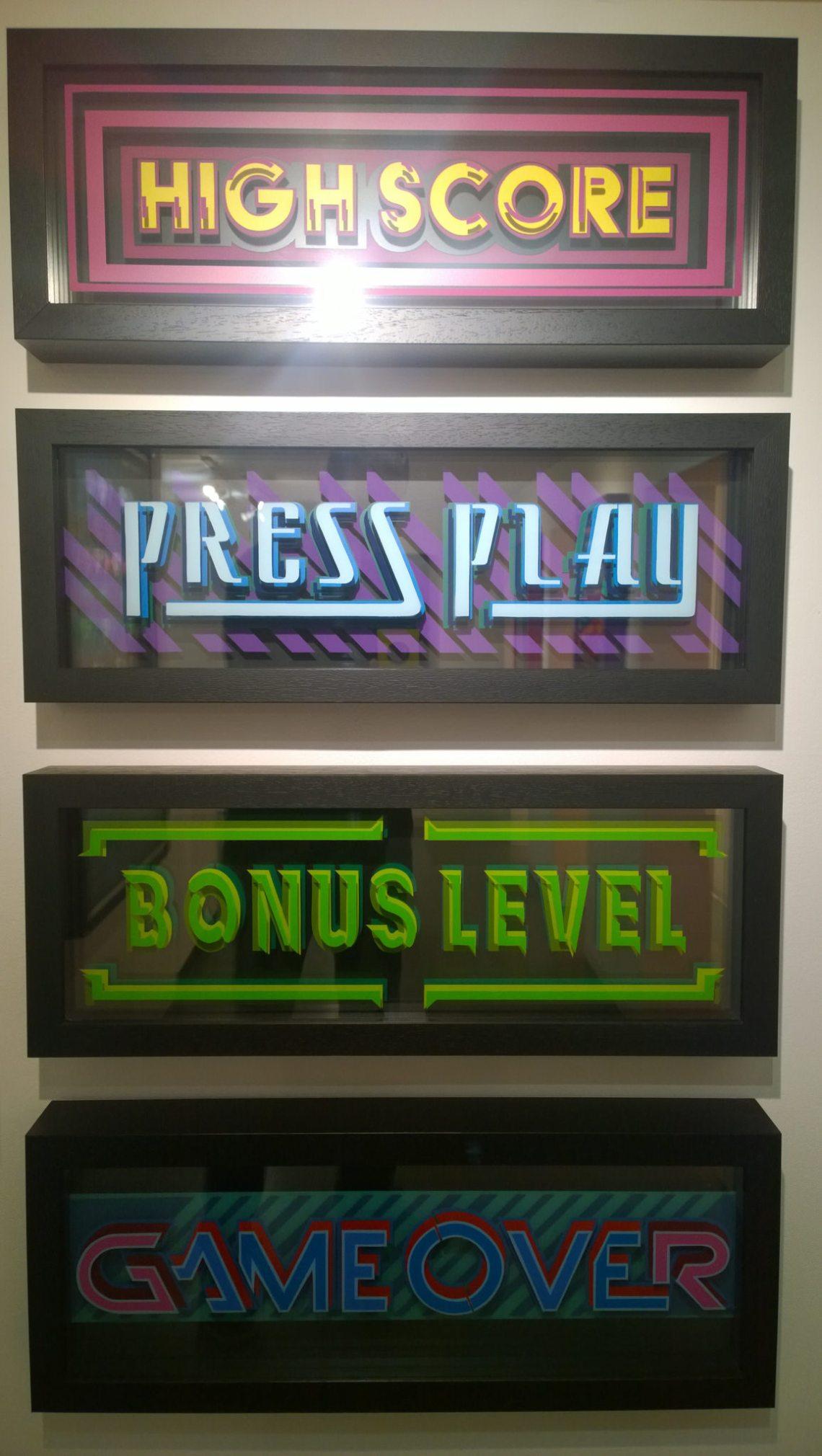 press play static