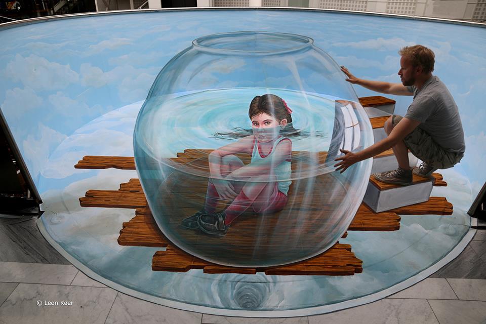 leon keer i support street art