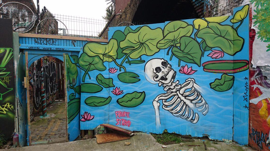 Art in the Nomadic Garden