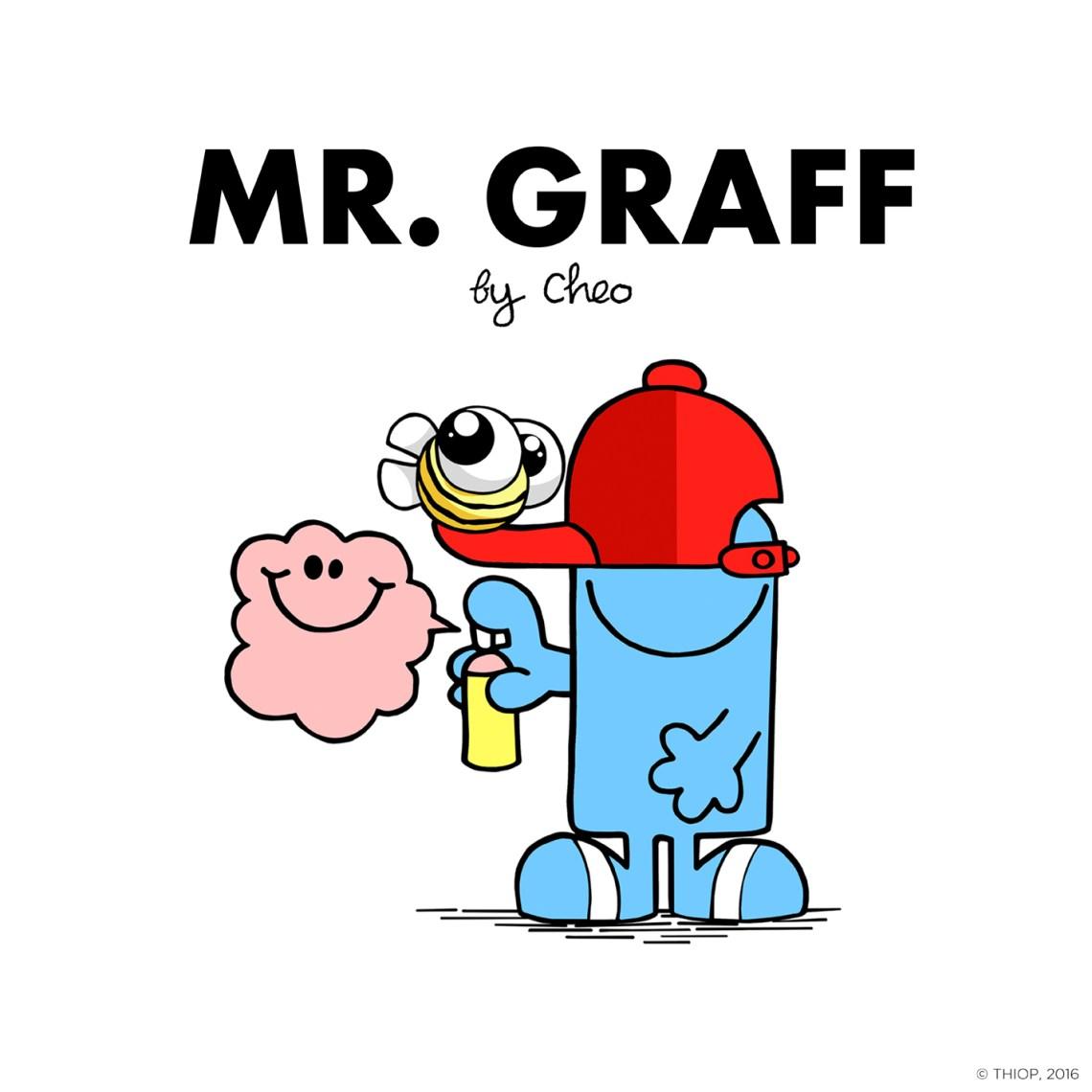 Introducing Mr Graff