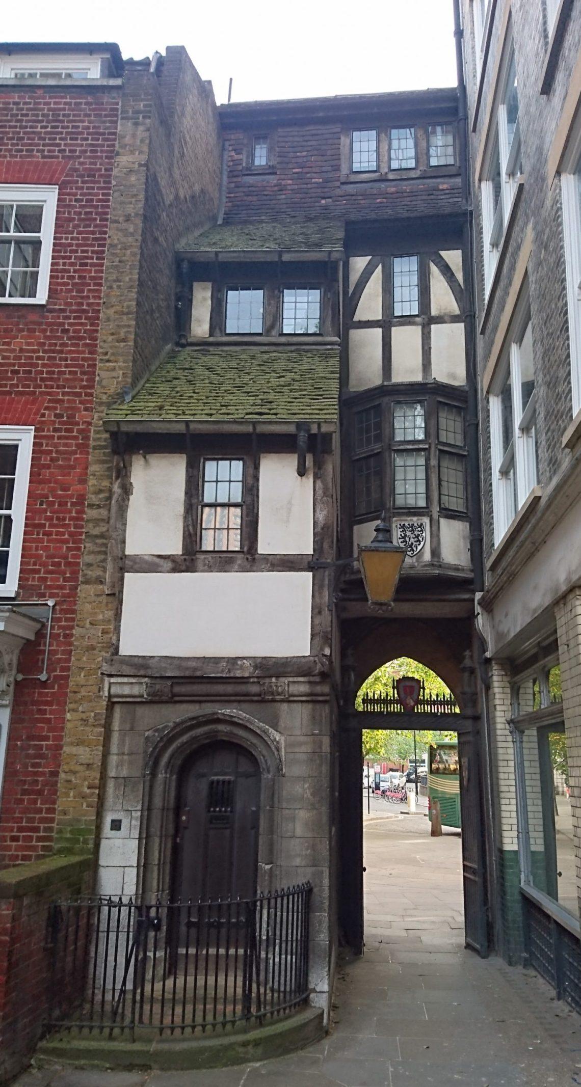 st bartholemews gatehouse