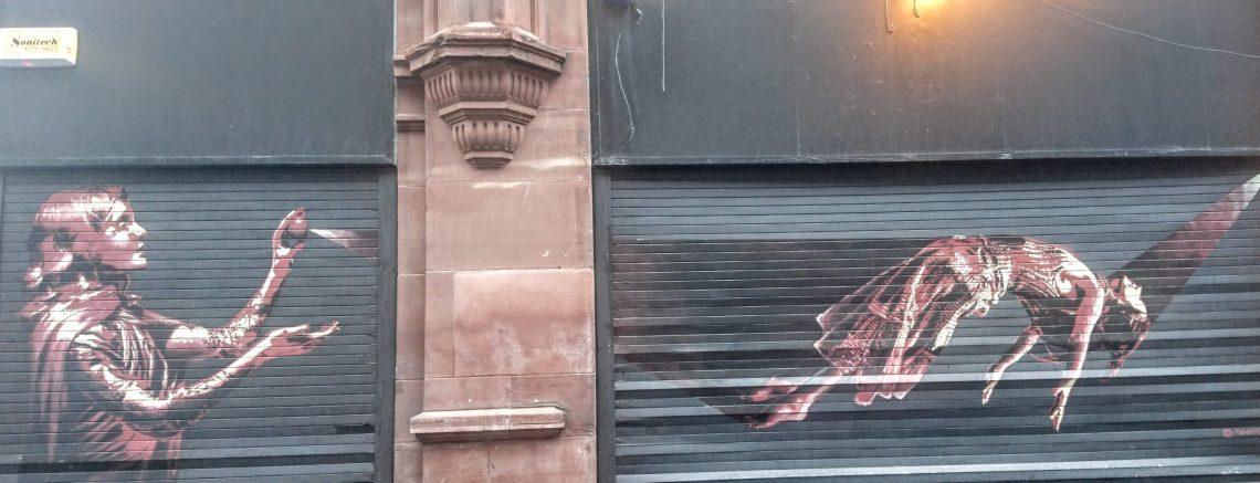 tankpetrol spear street manchester faraday street