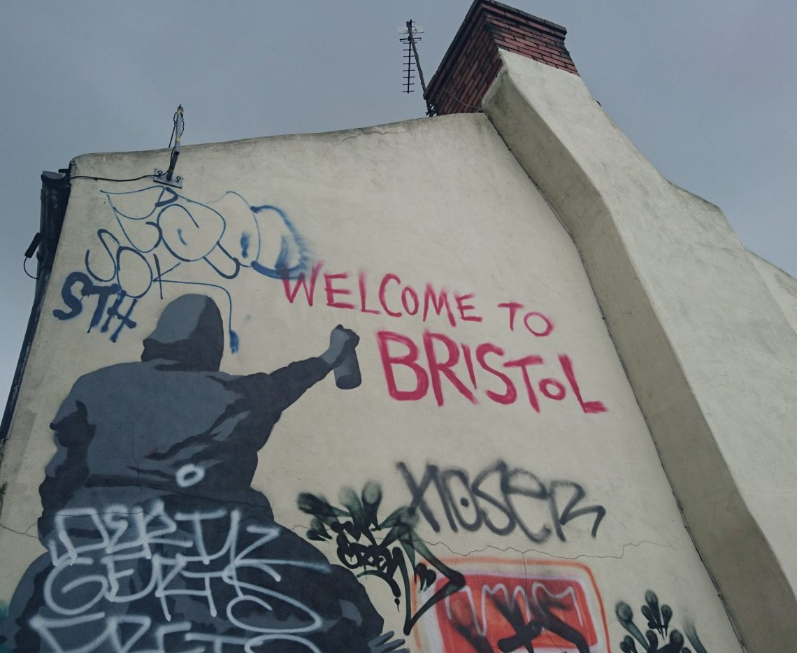 st pauls bristol 'welcome to bristol'