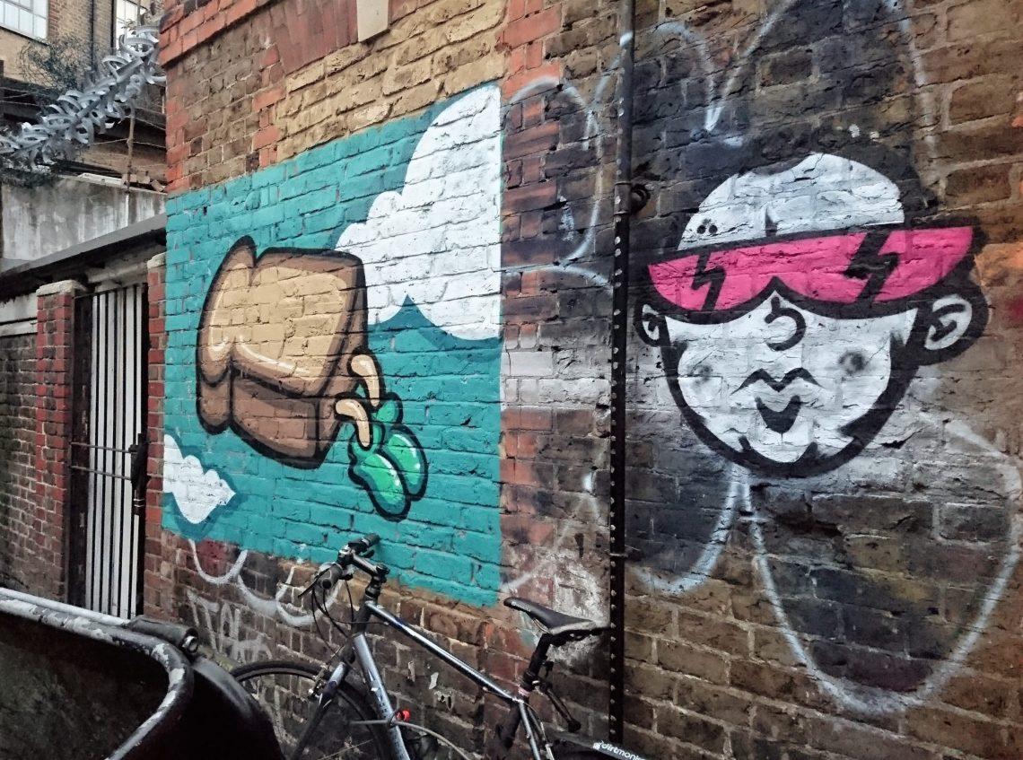 artista david de brito toynbee street