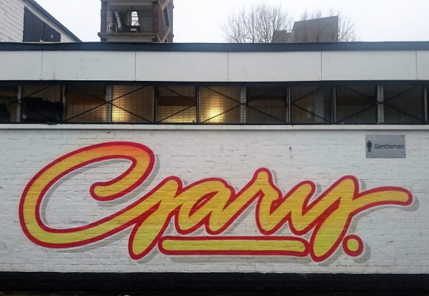 gary stranger chrisp street