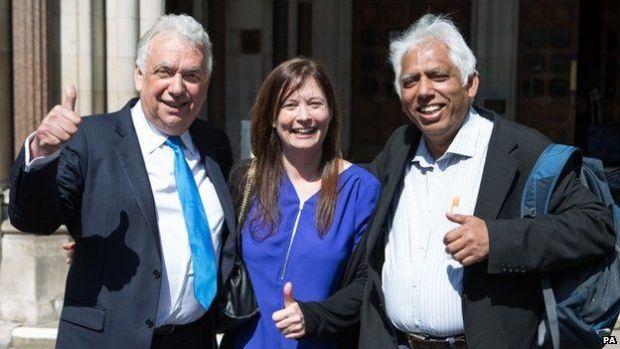 petitioners against rahman