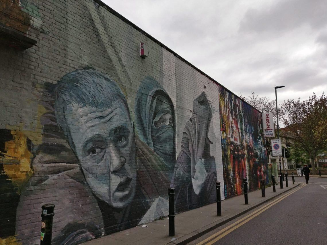 wasp elder mural hanbury street