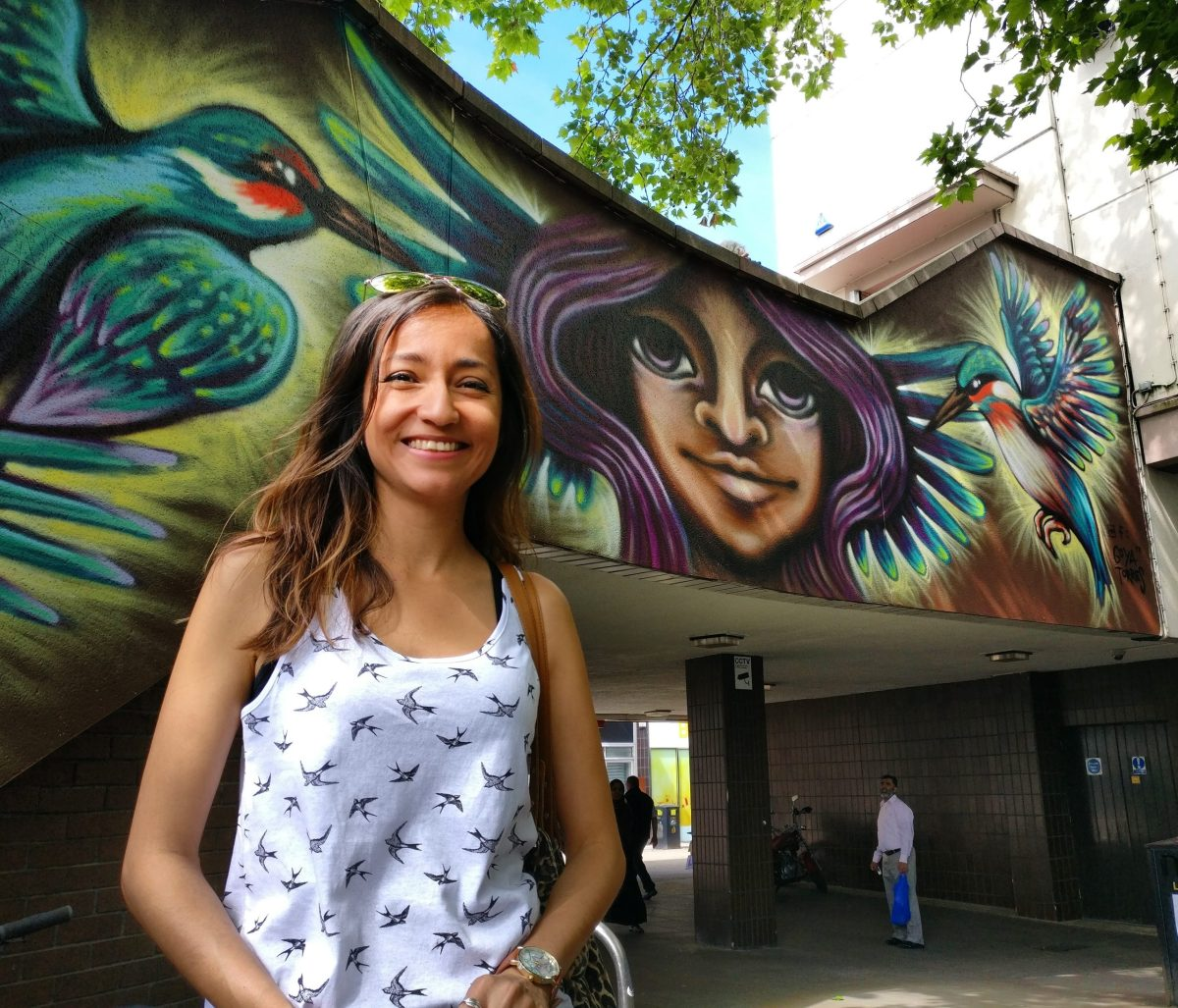 Open Walls Festival brings Street Art to Blackburn