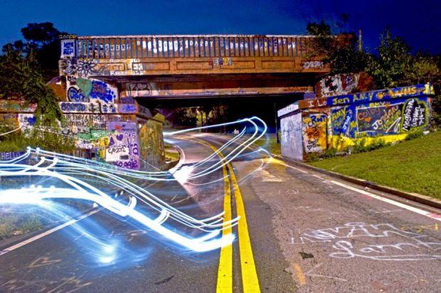 Graffiti bridge pensacola