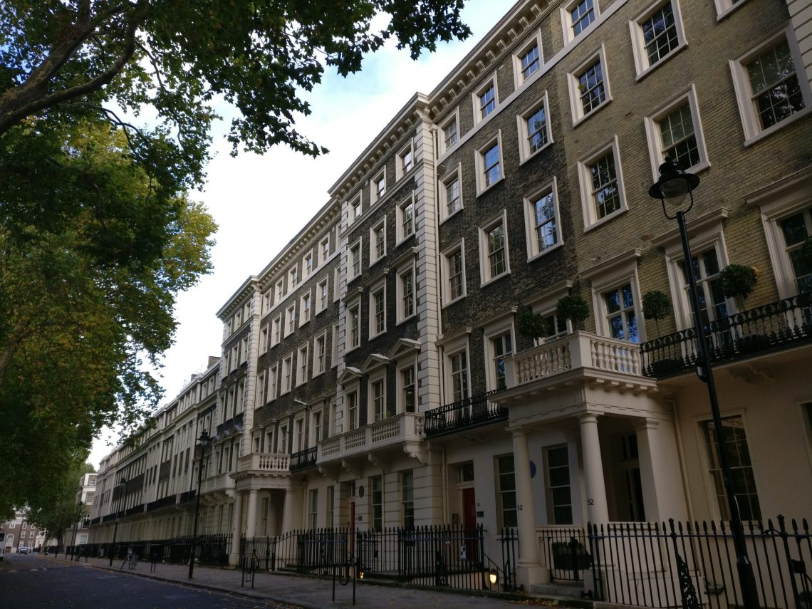 gordon square was a key location for the Bloomsbury Group in London