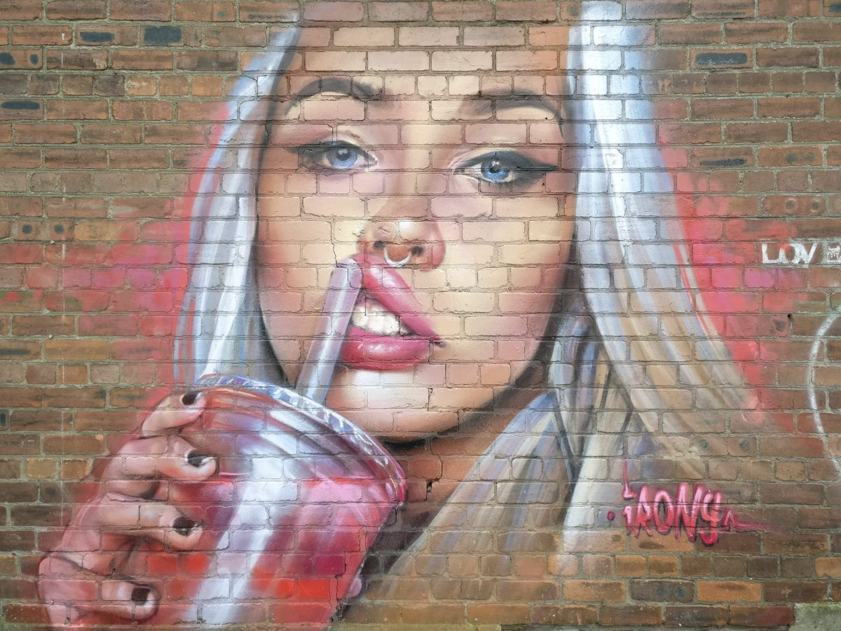 Where to find Street Art and Graffiti in Liverpool's Baltic Triangle