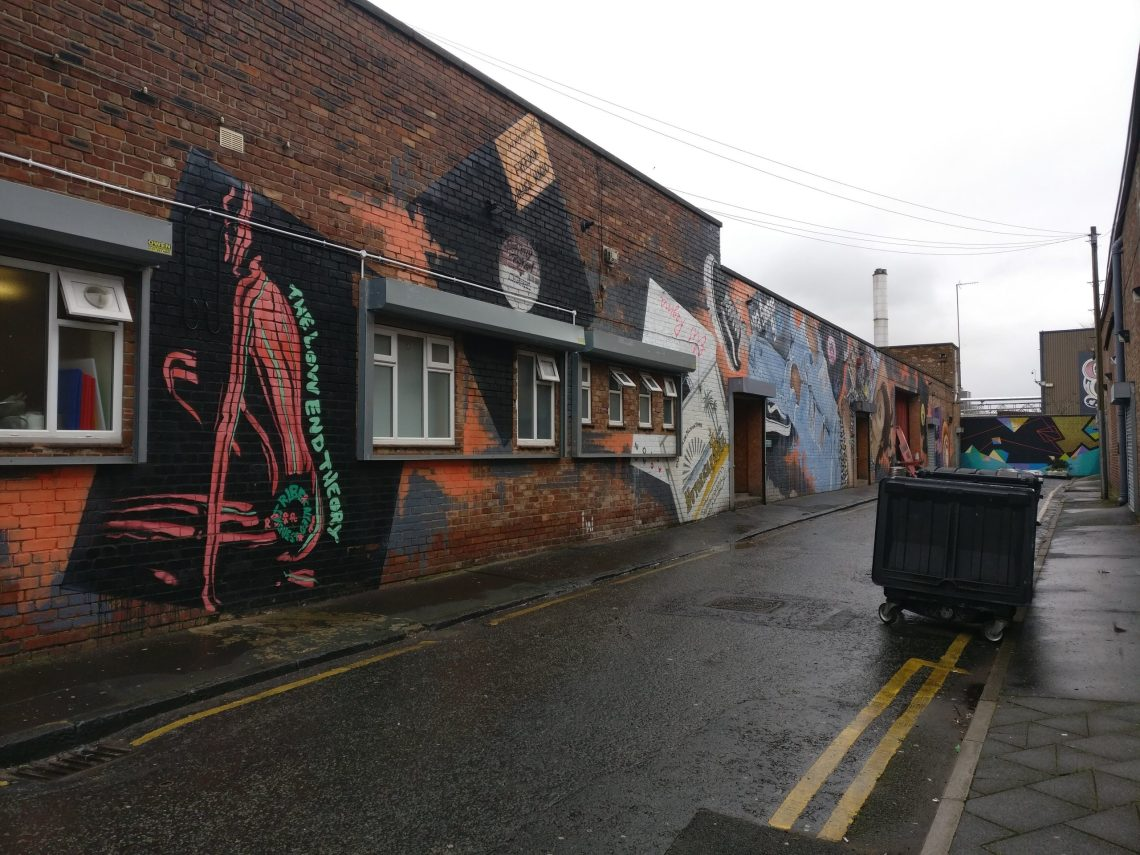 newhall street liverpool