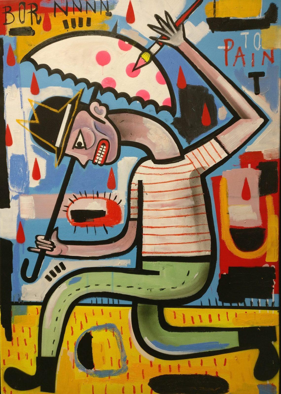 Born to Paint Joachim