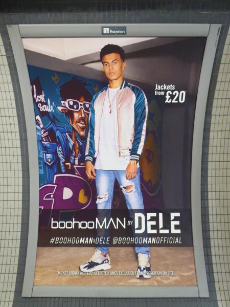 London Calling Boohoo Poster v1
