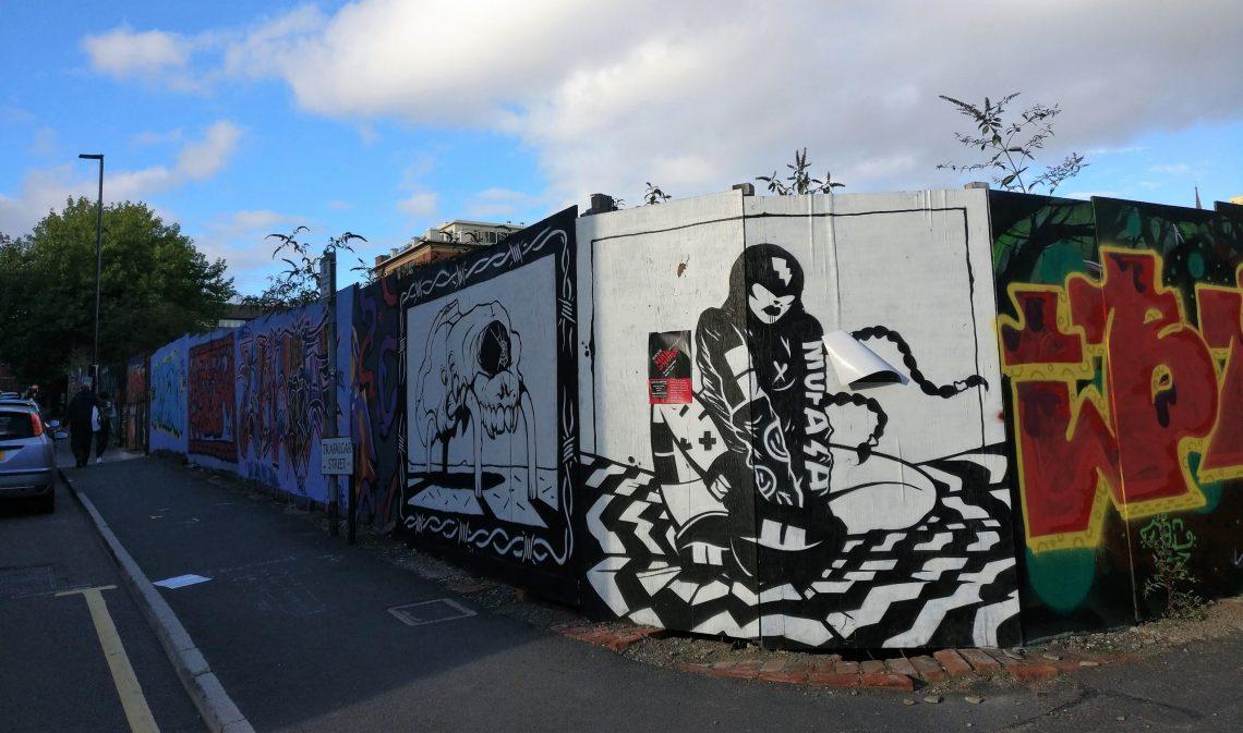 sheffield street art milak