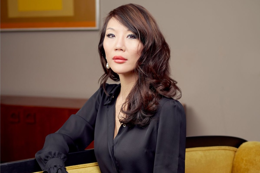 Olyvia Kwok one of the women leading the art industry