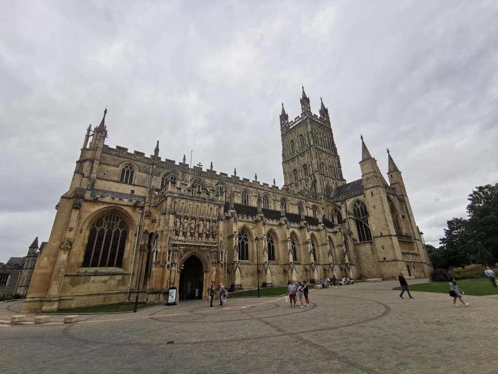 Gloucester Cathedral is one of our top things to do in the city