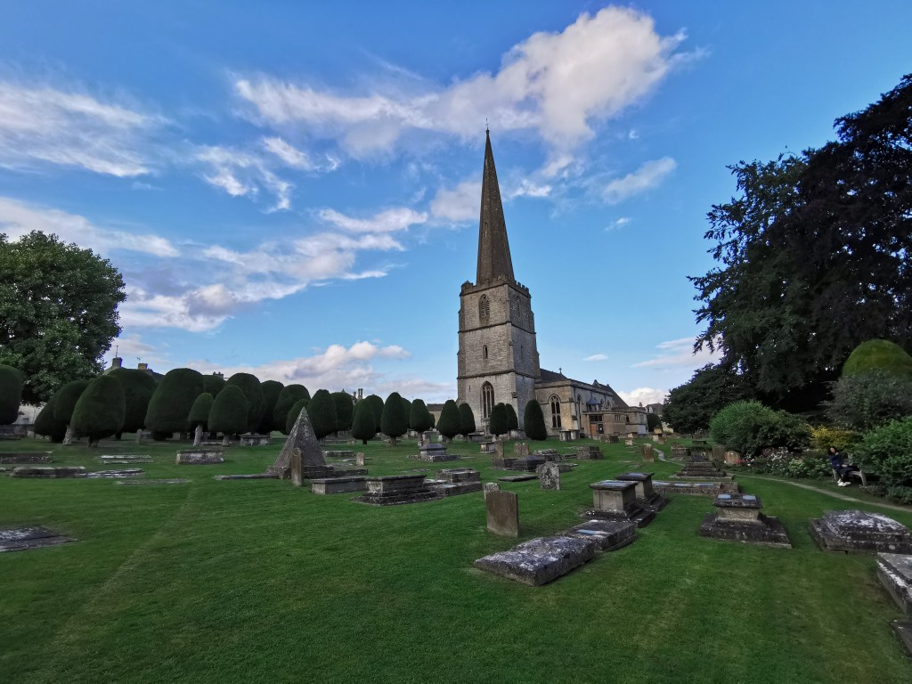 The village of Painswick is on our list of things to do in and around Gloucester