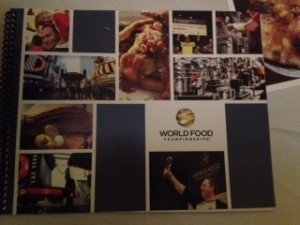 world food championship book