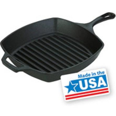 lodge grill pan