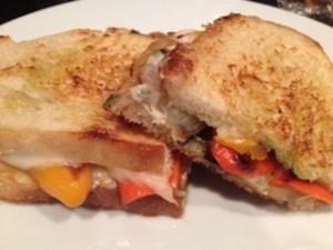 Inspiring Kitchen Vegetable Sandwich
