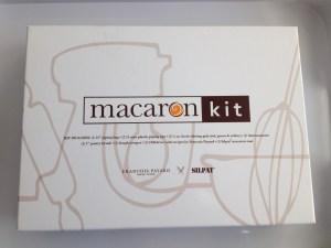Inspiring Kitchen French Macaron kit Francois Payard cookies baking