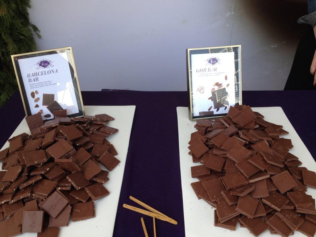 Inspiring Kitchen Vosges Chocolate Chicago Gourmet food