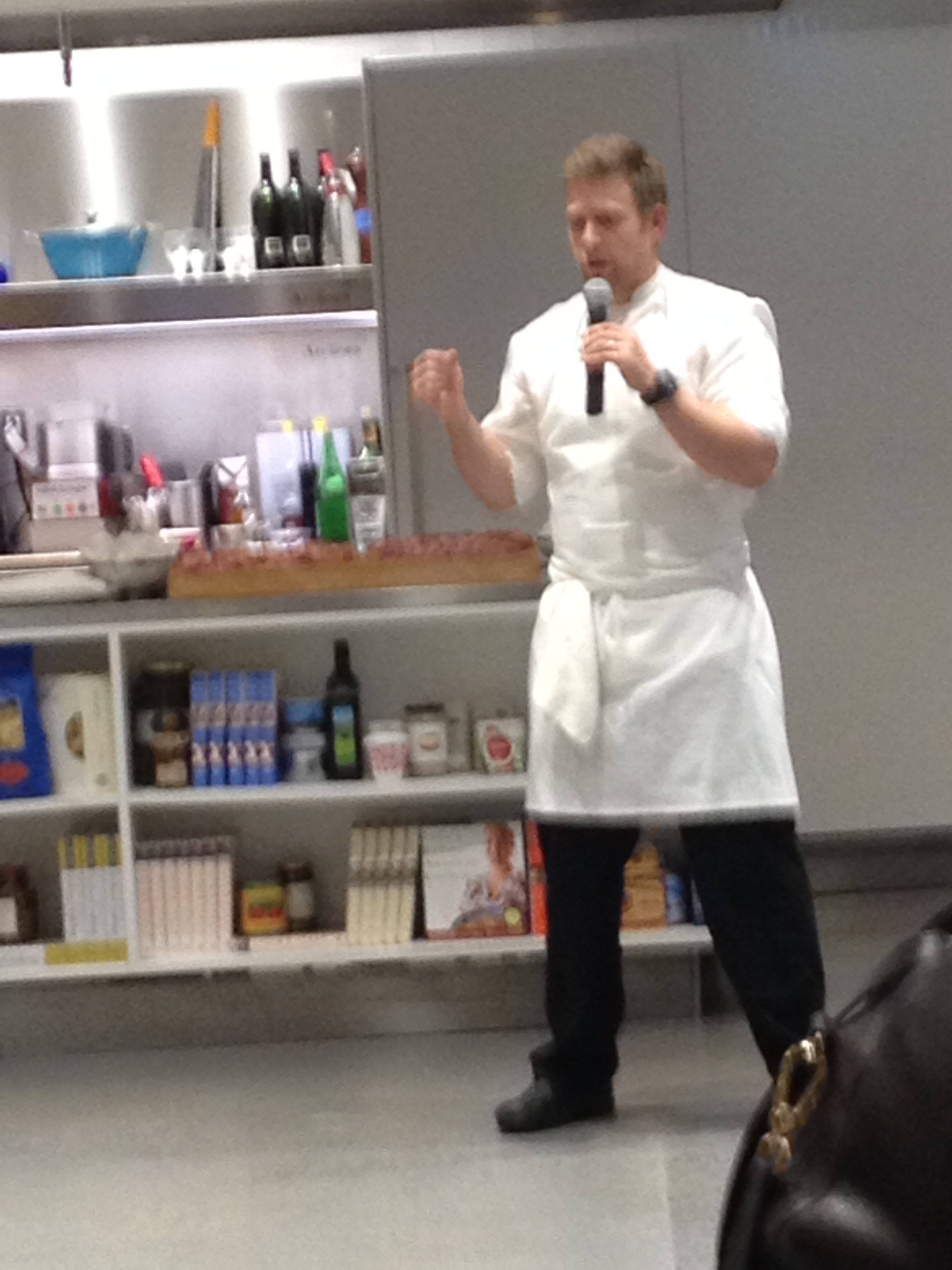 Inspiring Kitchen Chef Adam Weisell Eataly