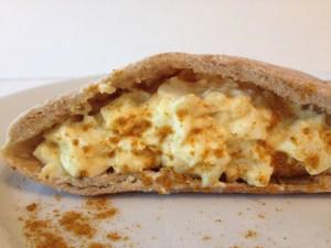 Inspiring Kitchen egg salad curry
