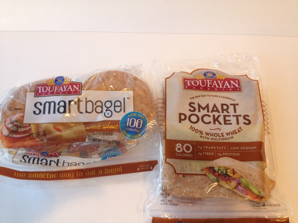 Inspiring Kitchen Smart Bagels and Pockets