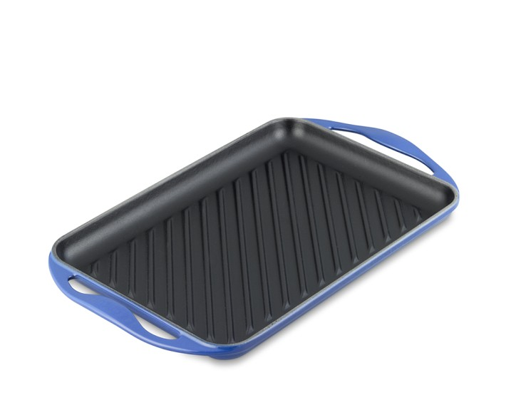 Inspiring Kitchen Le Creuset skinny grill pan cookware