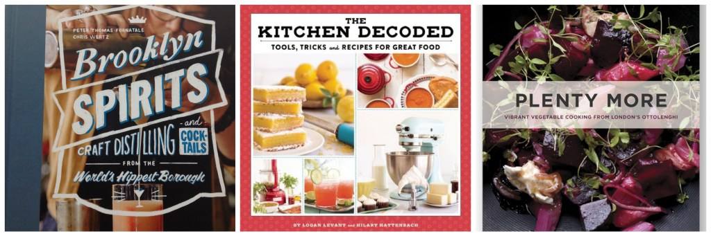 Inspiring Kitchen cookbooks gift guide