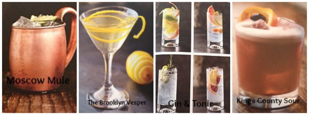 Inspiring Kitchen brooklyn spirits cocktails gift guide