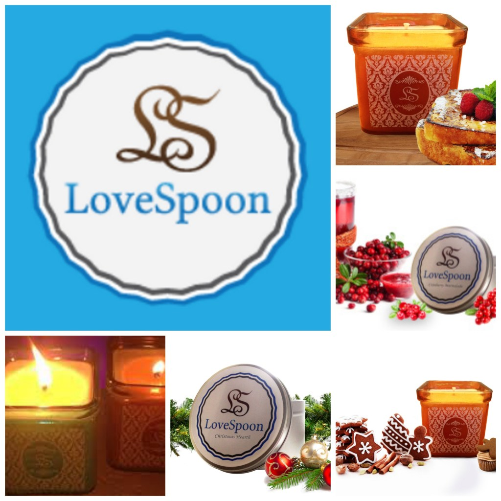 Inspiring Kitchen lovespoon candles gift guide