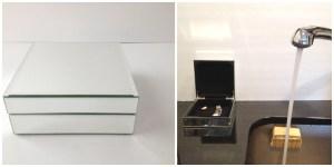 inspiring kitchen mirror box at sink gift guide