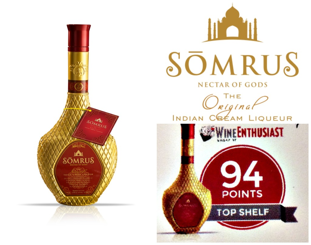 Inspiring Kitchen Somrus Indian Cream liqueur gift guide