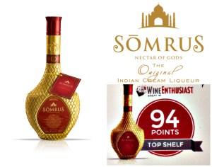 Inspiring Kitchen Somrus Indian Cream liqueur gift guide