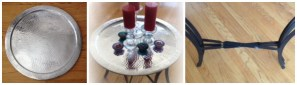 Inspiring Kitchen 3 photo table collage
