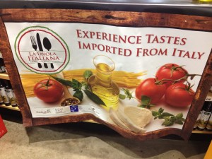 Mariano's Italian Celebration: Eggplant Parmigiana