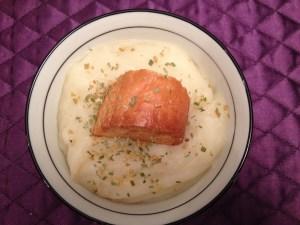 Potato and Scallion Soup