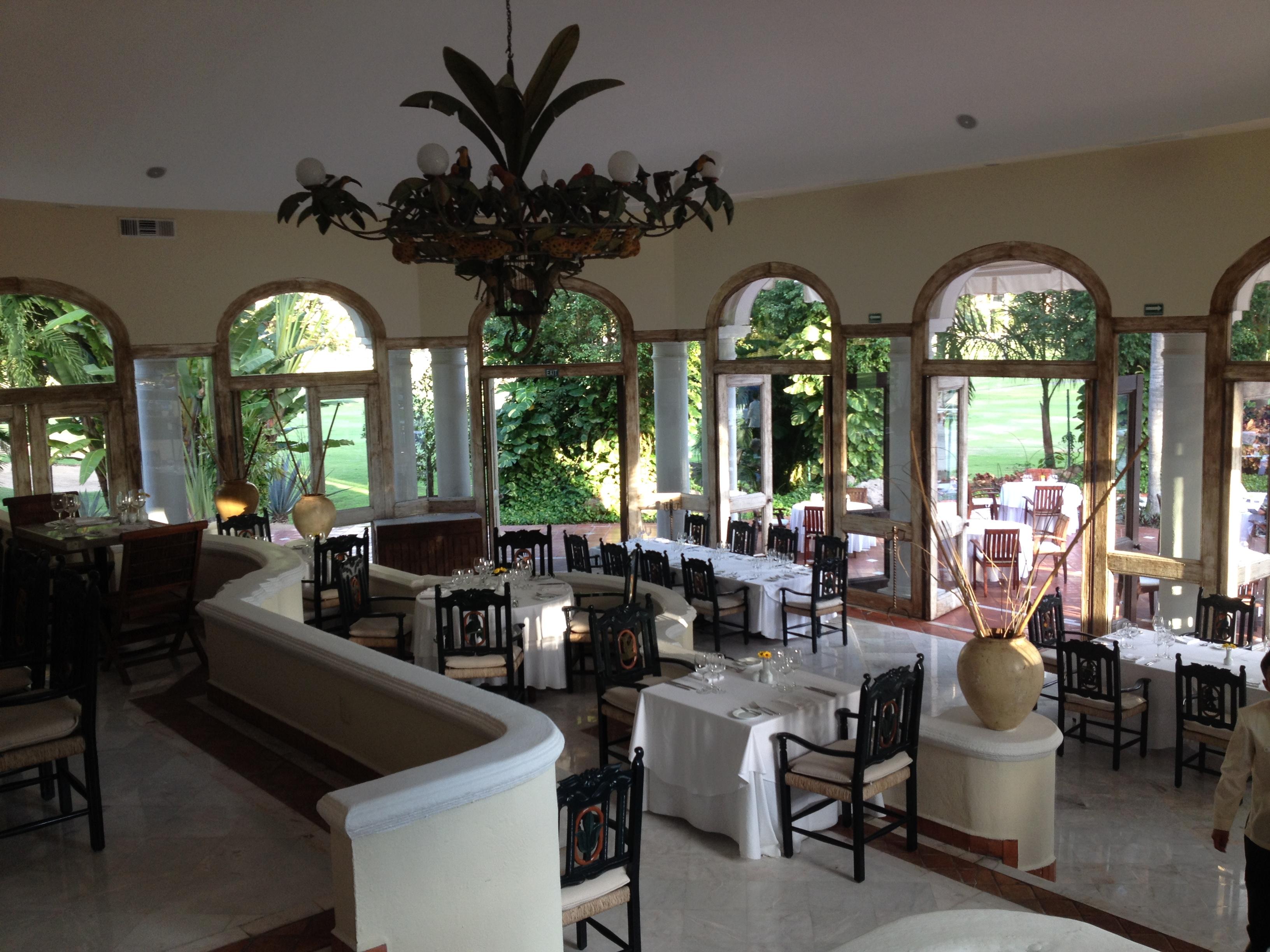 Inspiring Kitchen Casa Velas Emilianos Restaurant