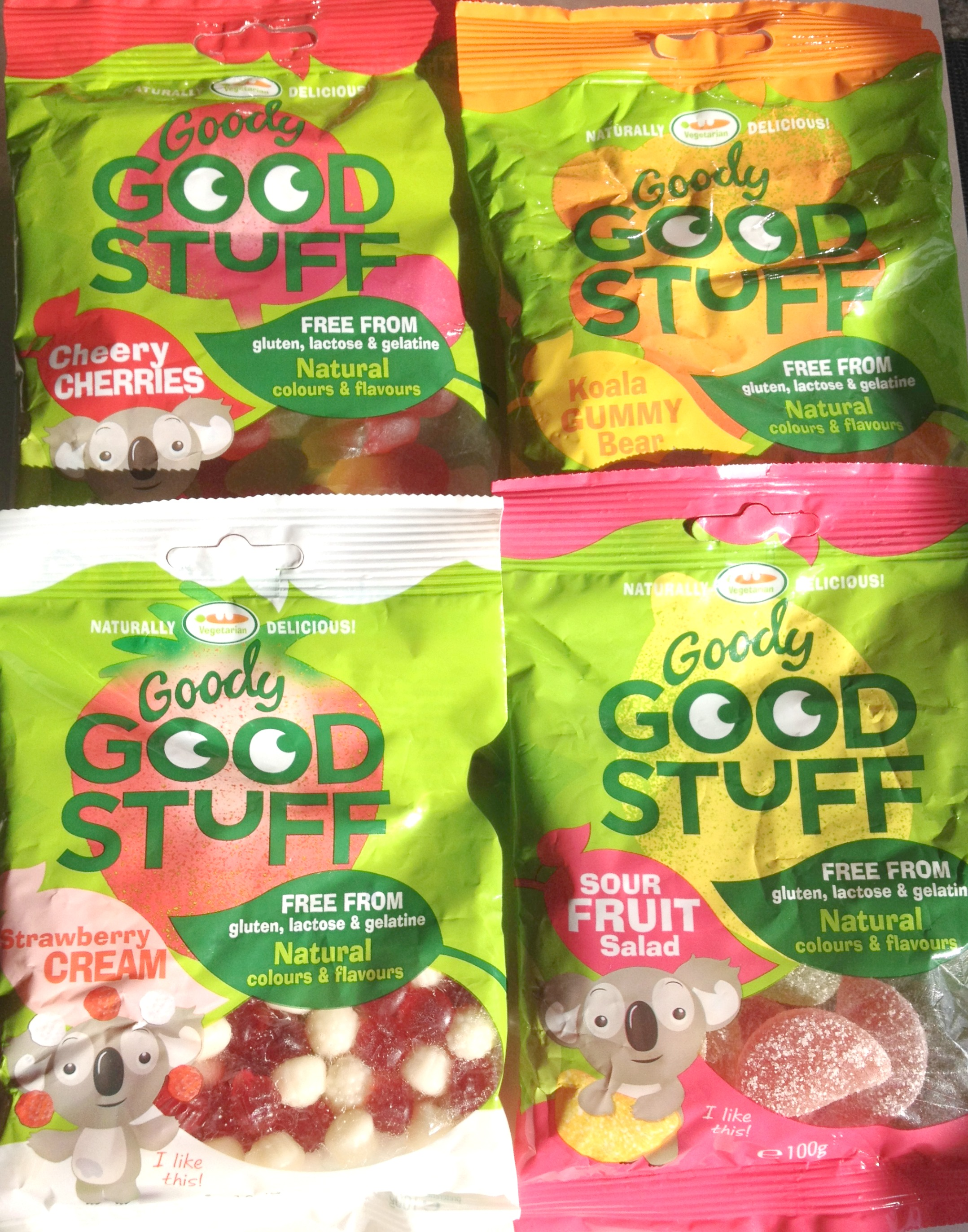 Inspiring Kitchen goody good stuff candy