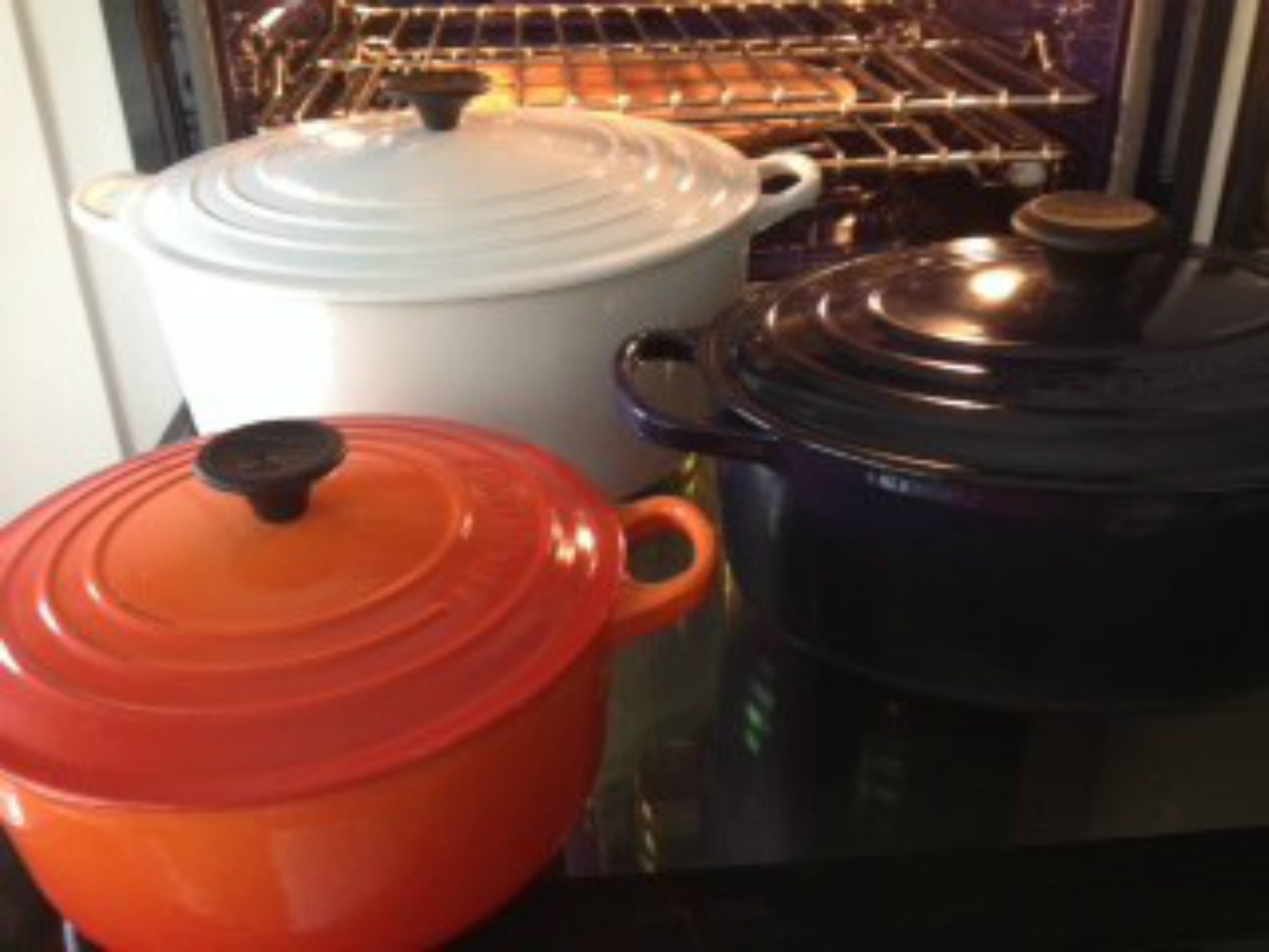 Inspiring Kitchen Le Creuset bread dutch oven