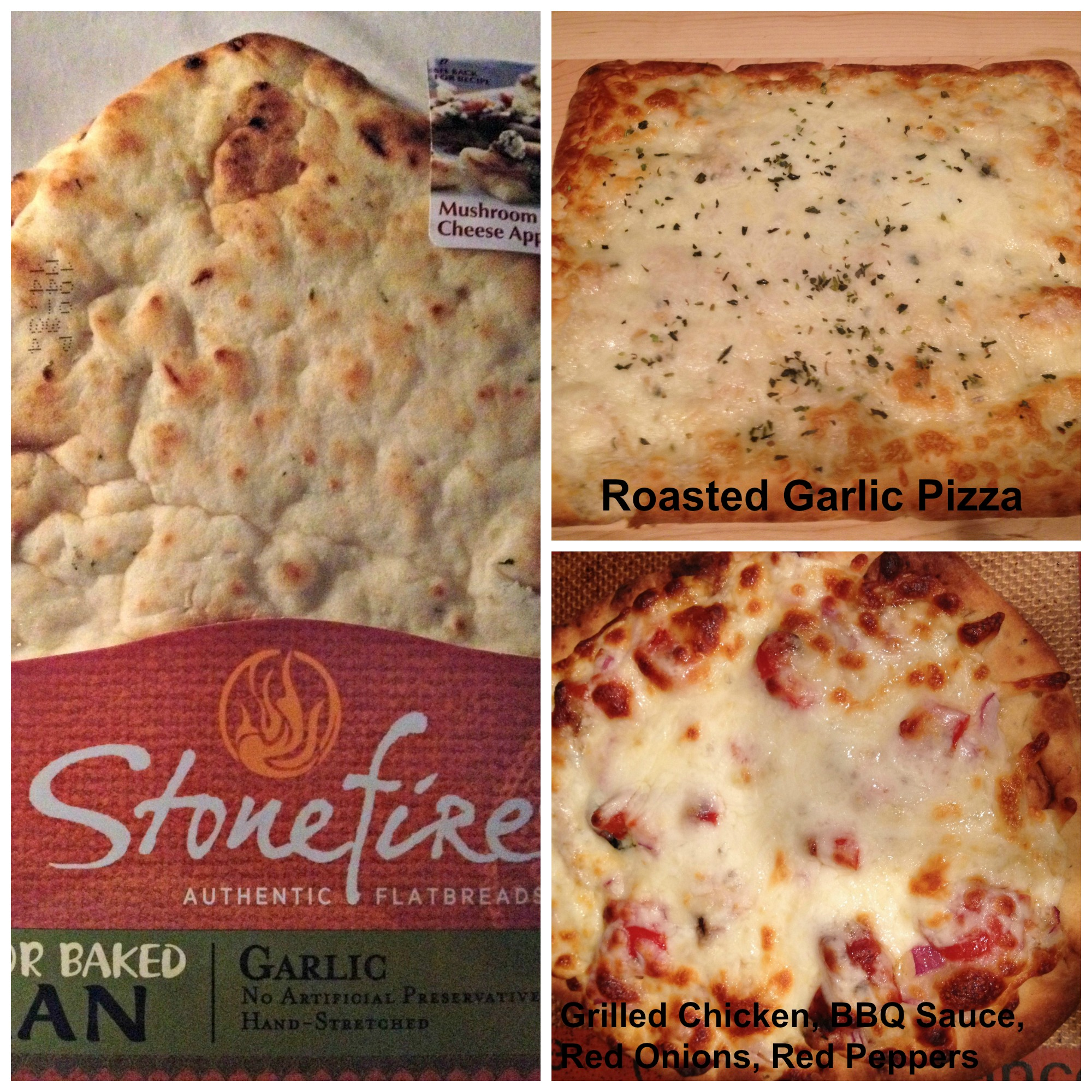 Inspiring Kitchen Stonefire pizza