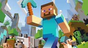 Inspiring Kitchen minecraft video game tour