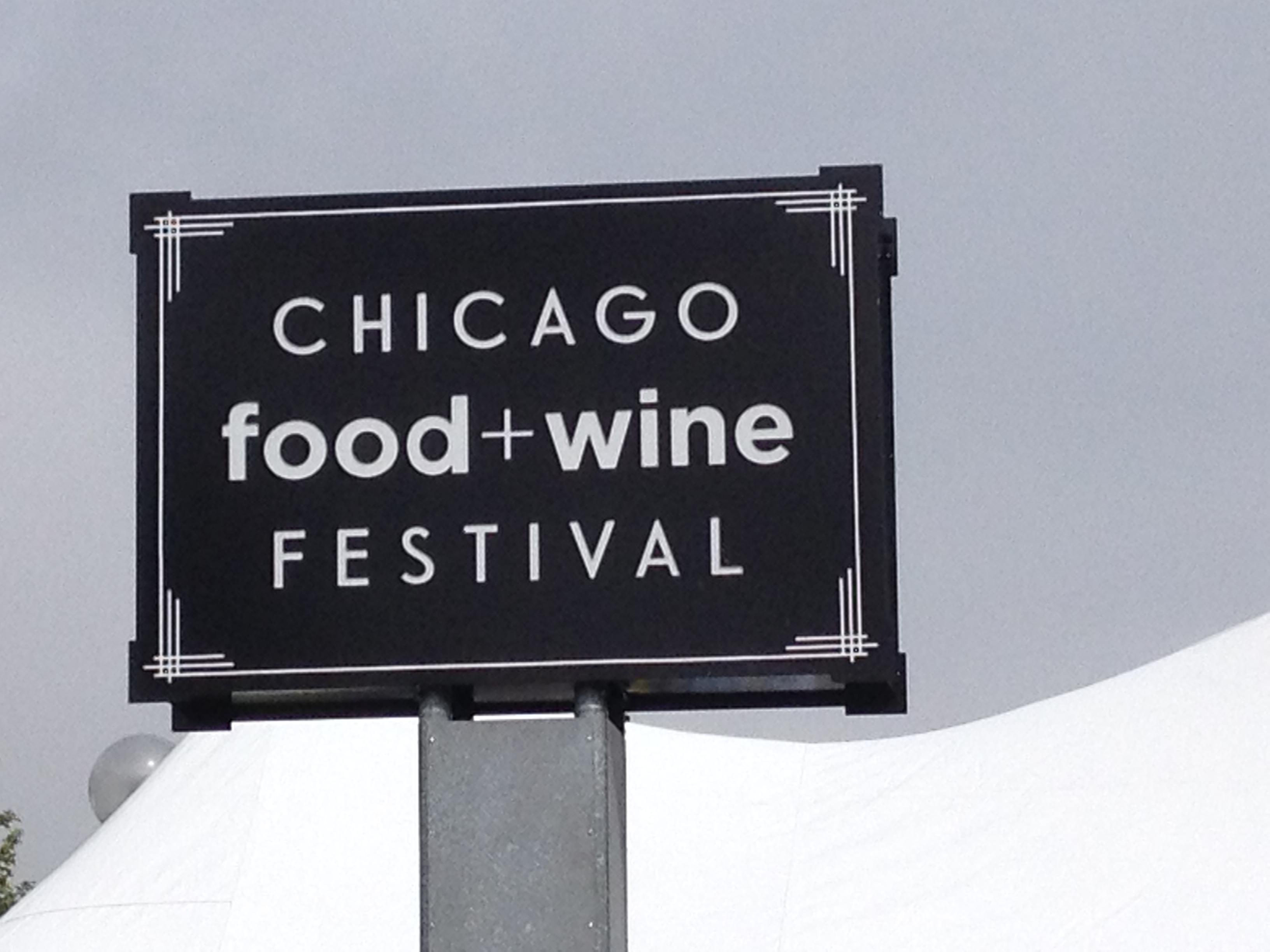 Inspiring Kitchen Chicago Food + Wine Festival