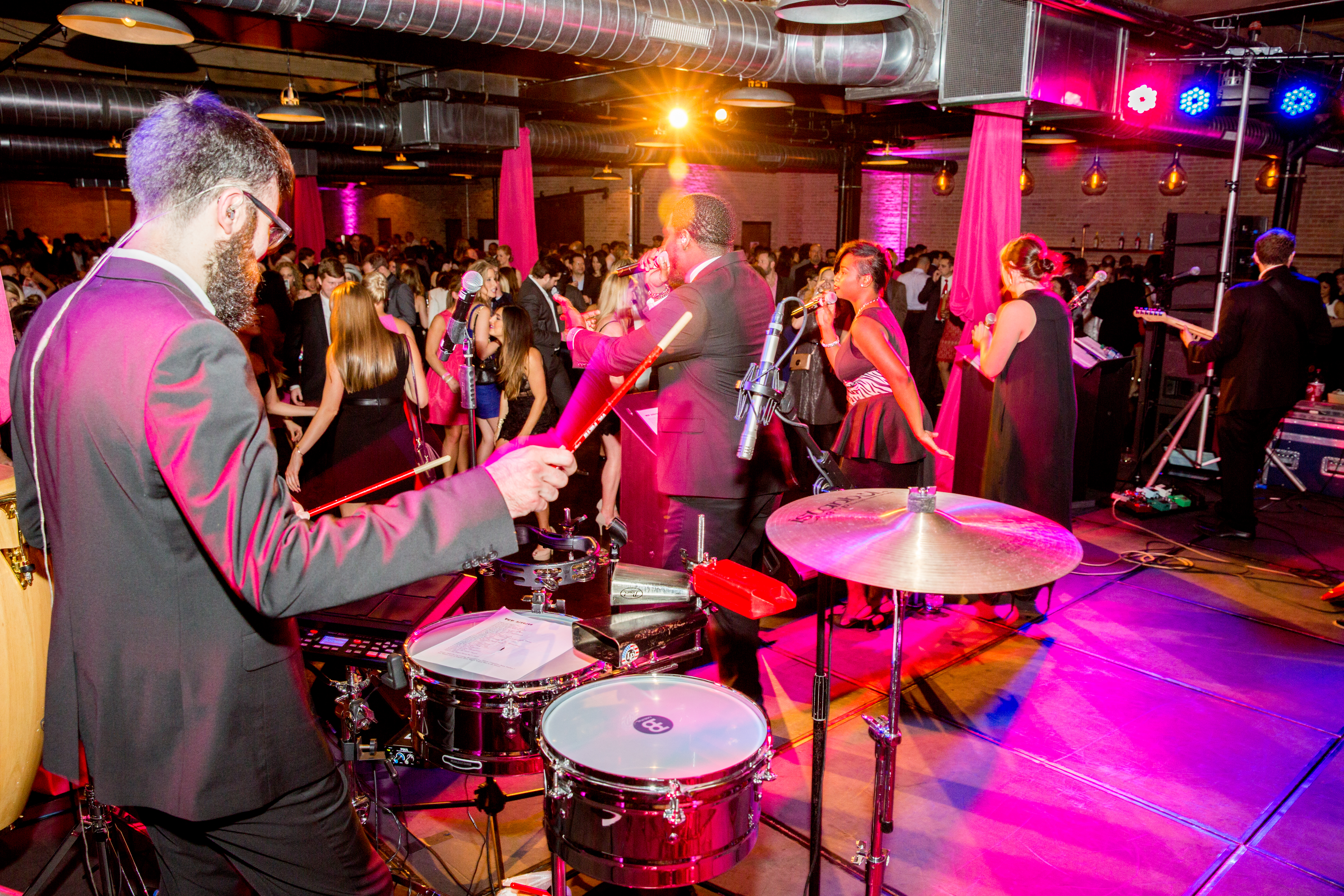 Tickled Pink Breast Cancer Awareness Gala