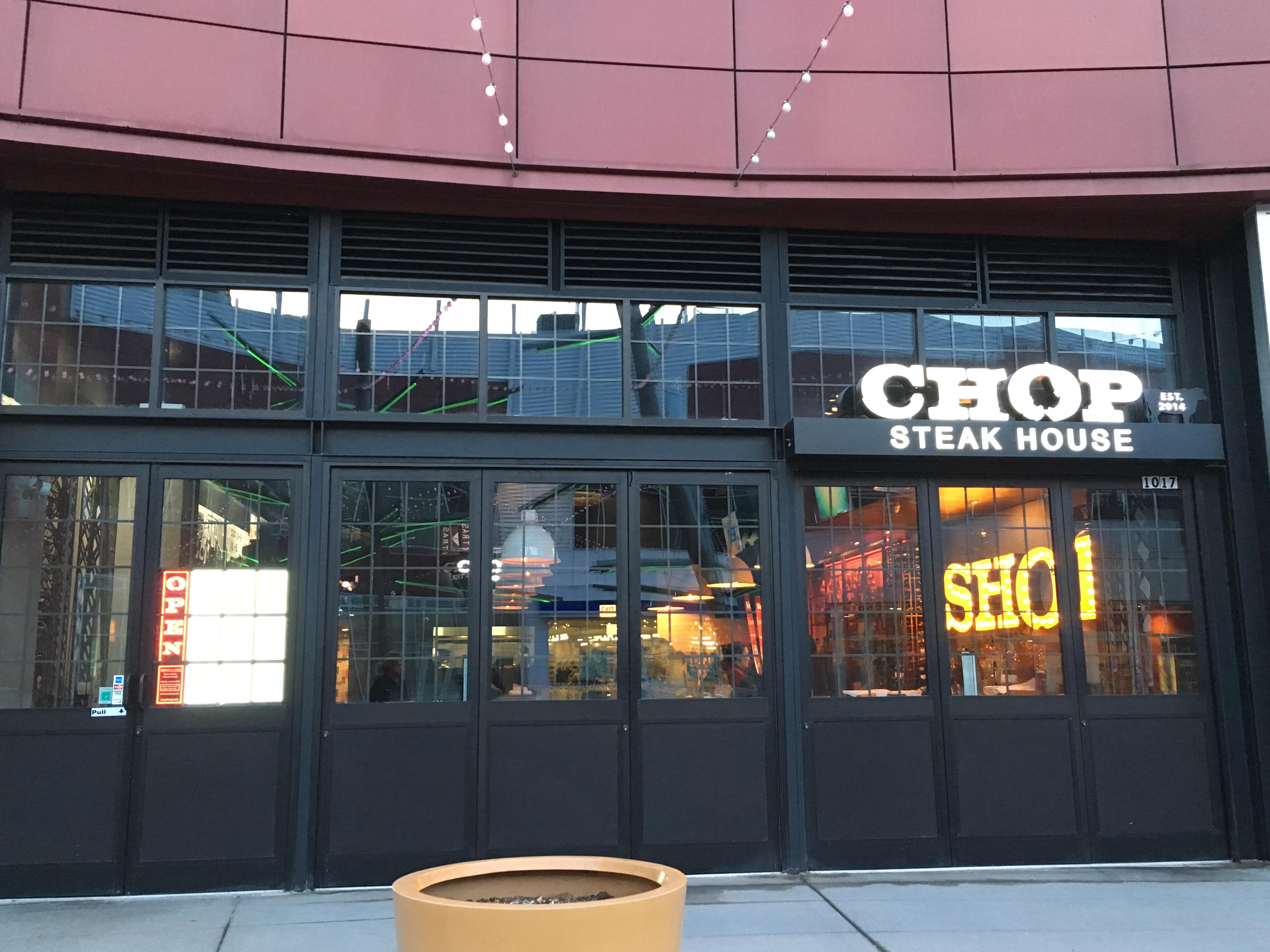 Inspiring Kitchen Chop Chicago Steakhouse